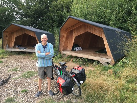 Übernachtungs-Shelter