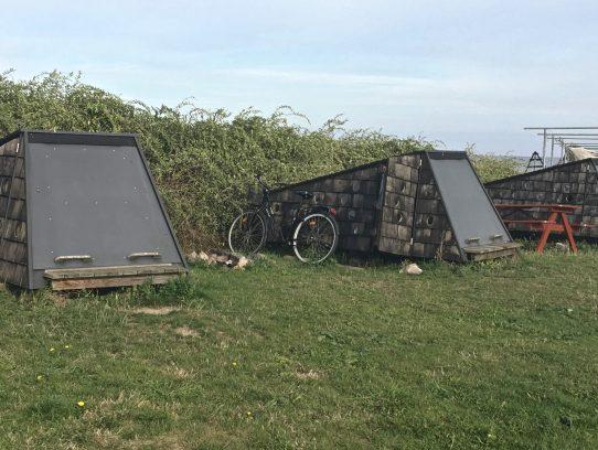 3 kleine Hütten