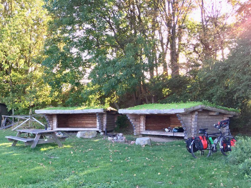 2 Hütten