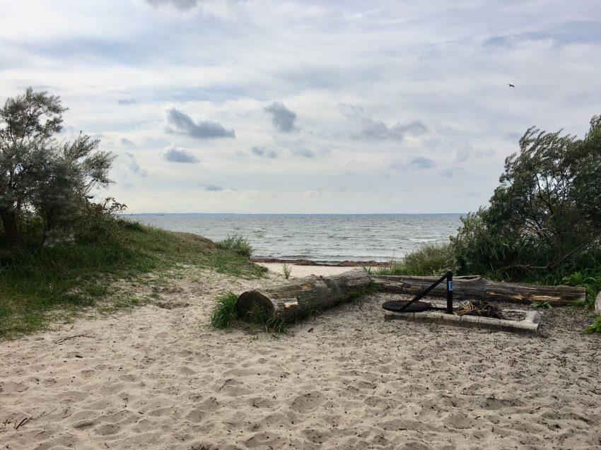 Strandblick